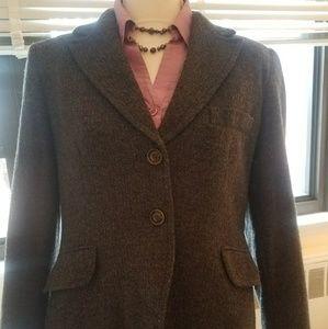 Max Mara Weekend Wool Blend Blazer